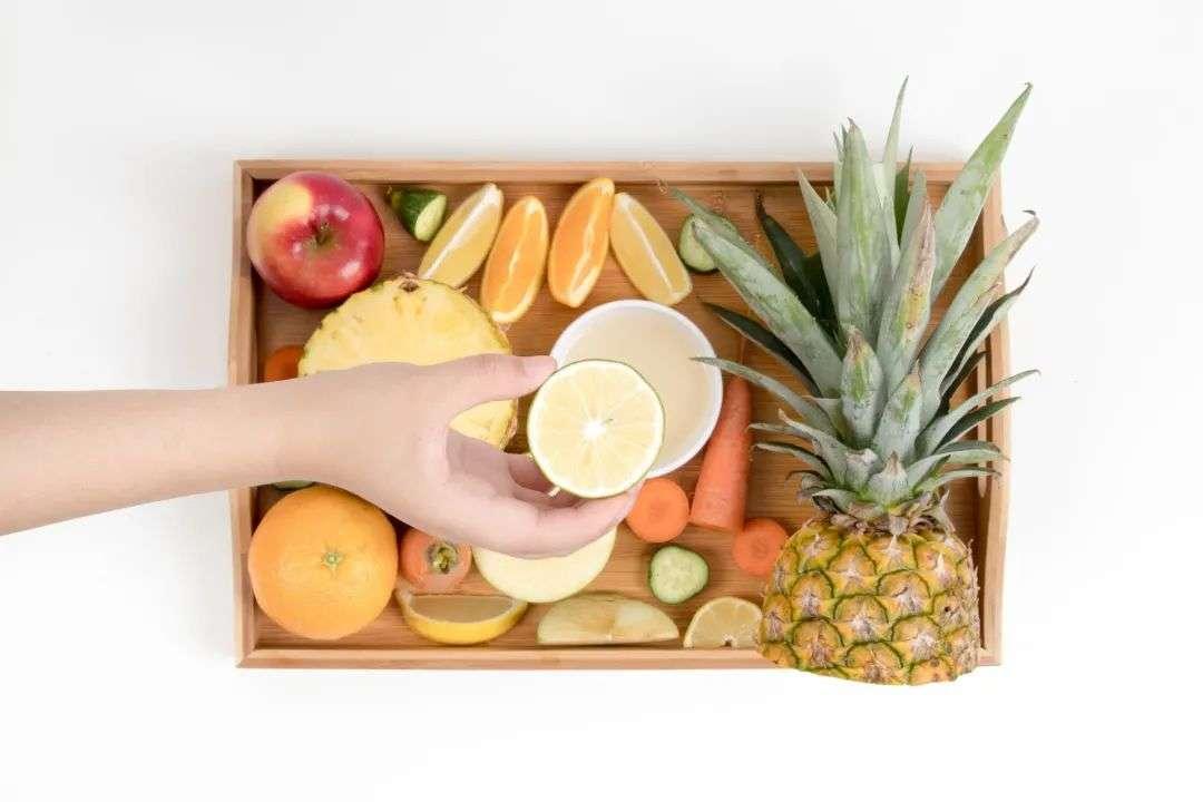 均衡营养减轻新陈代谢的负担
