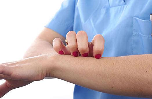 肾出问题造成皮肤瘙痒