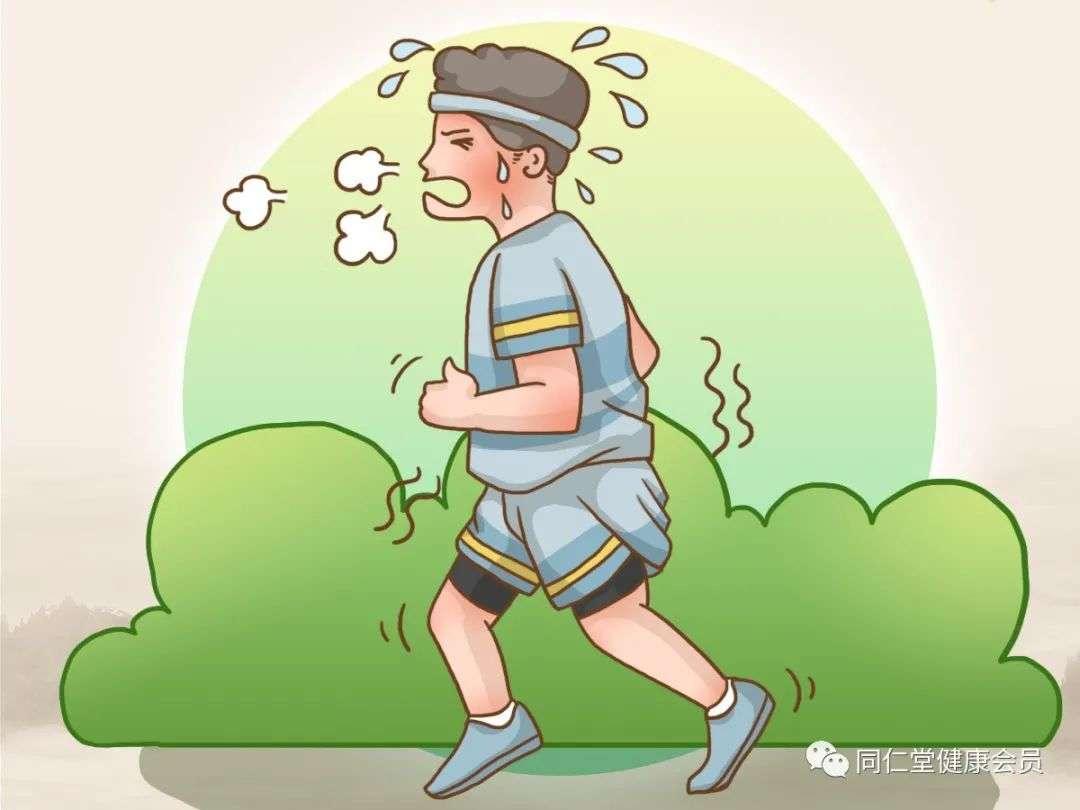 天热过量运动易出现虚脱症状
