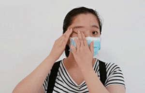 干眼症的自测及护眼保健法
