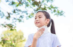 容易大汗淋漓的孩子如何通过补气缓解自汗盗汗