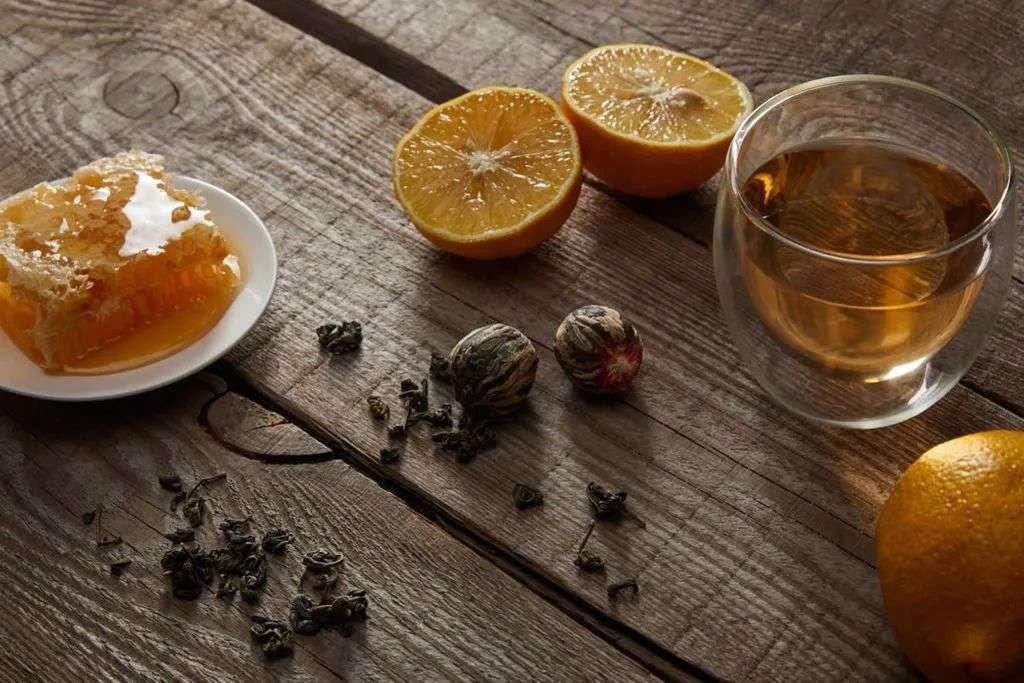 麦冬水果茶
