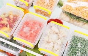 速冻食品如何挑选、食用及保存