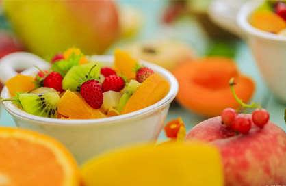 水果当主食减肥越减越肥