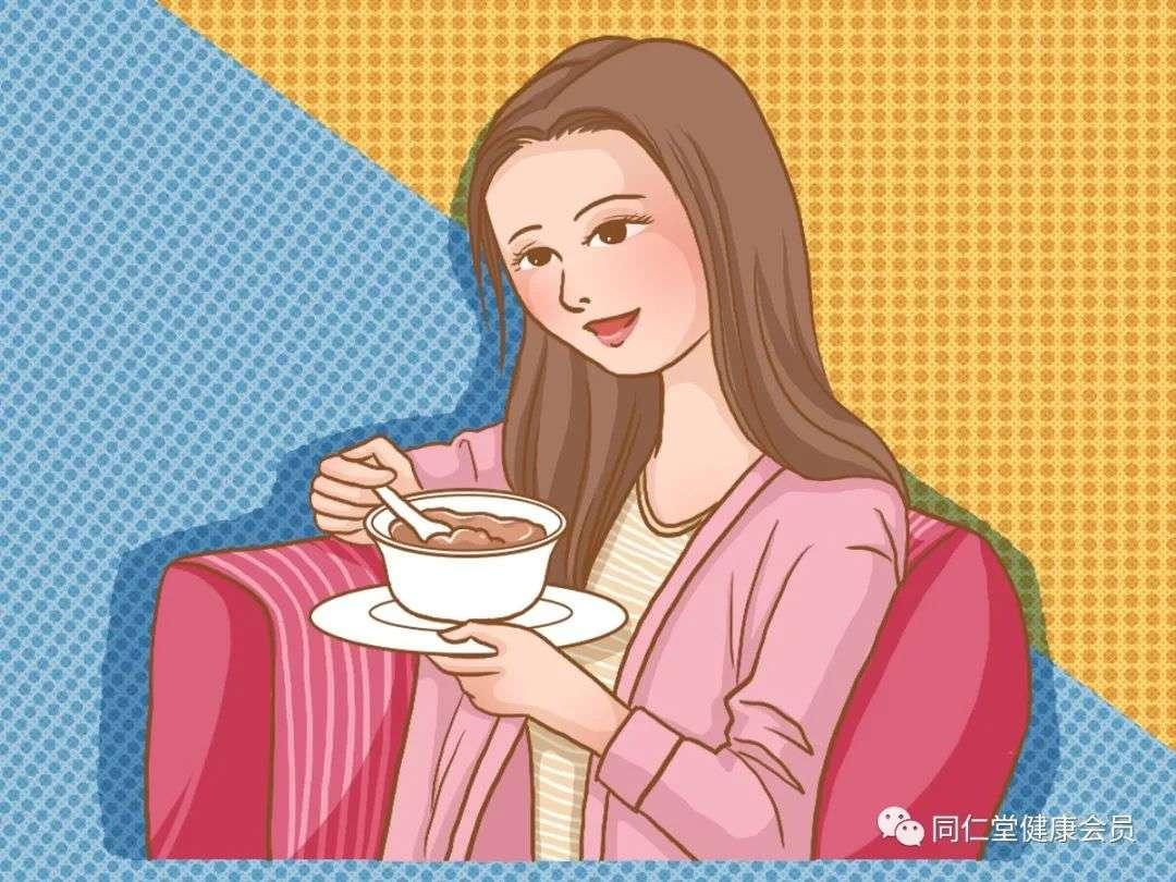 育龄女性喝粥