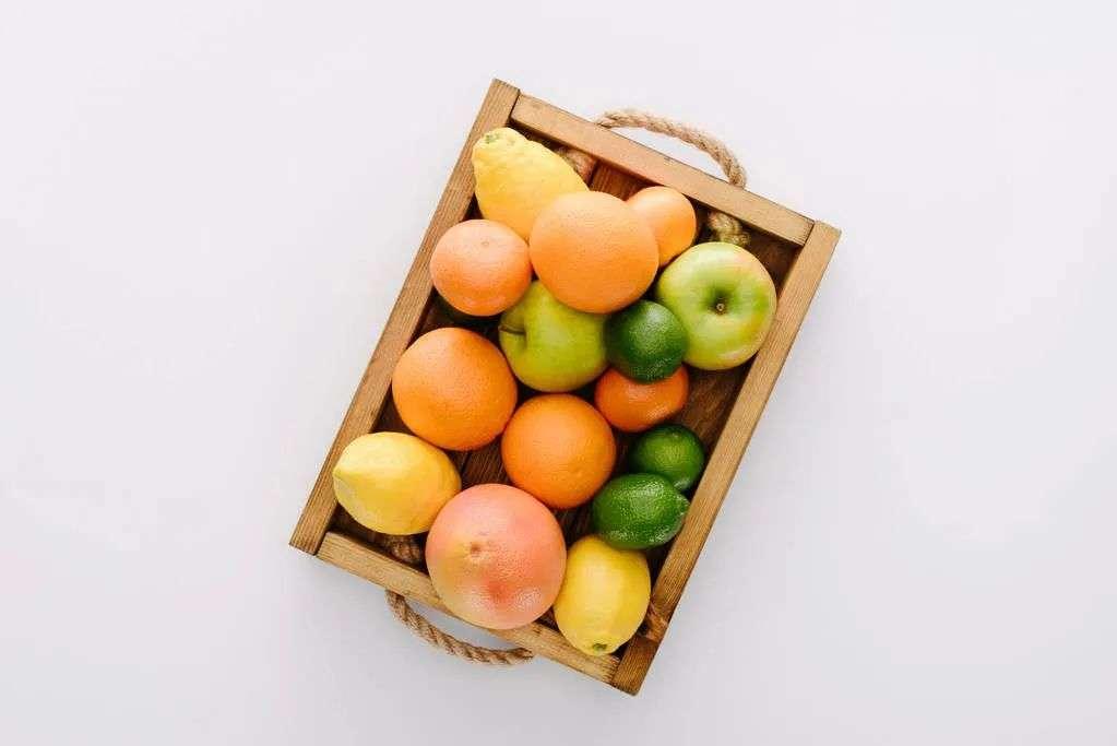 早上吃水果身体好