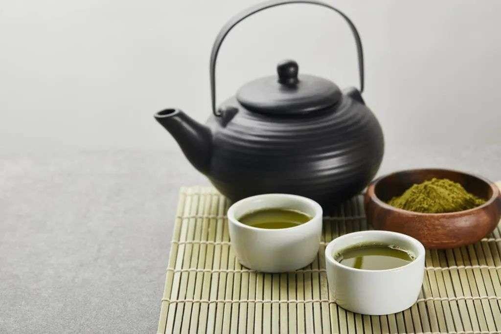 适合喝茶的时间