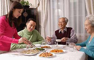 关于吃饭的6个健康注意事项