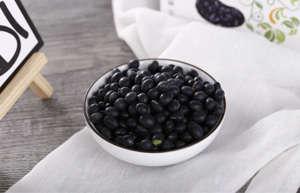 黑豆的营养功效及食物搭配