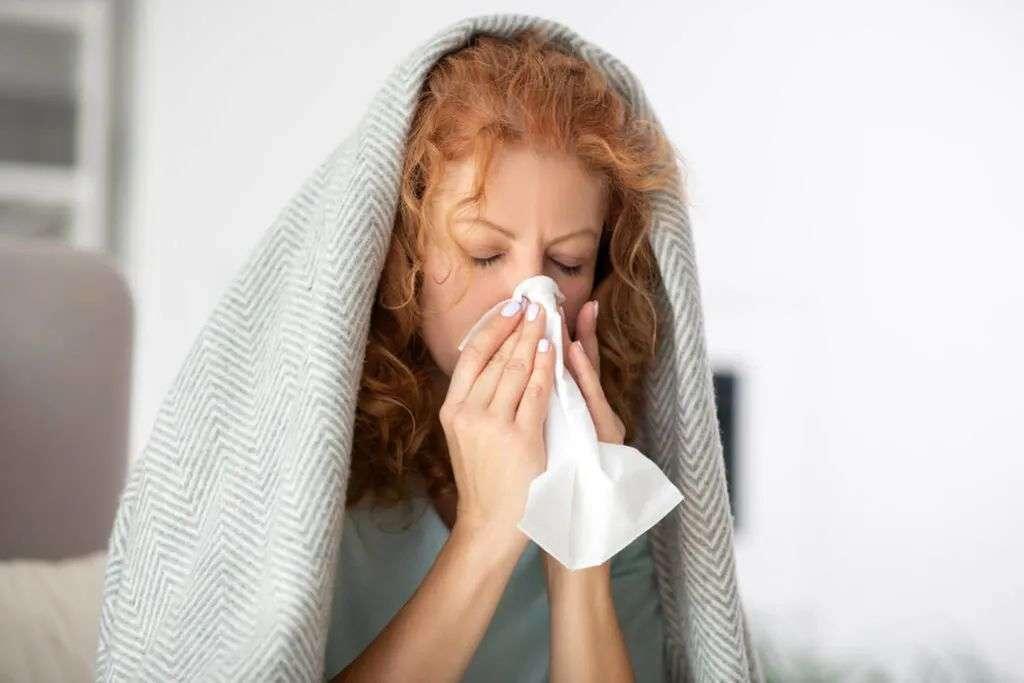 鼻炎、鼻塞