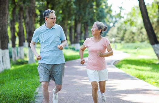 慢跑可以降低患老年痴呆症的风险