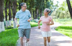 慢跑等耐力运动可以降低患老年痴呆症的风险