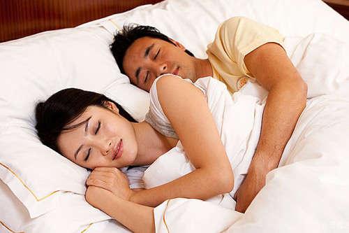 和谐美满的夫妻性生活